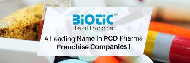 Top PCD Company India