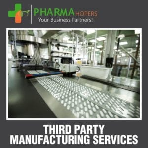 third party manufacturing pharma companies of Ayurvedic products