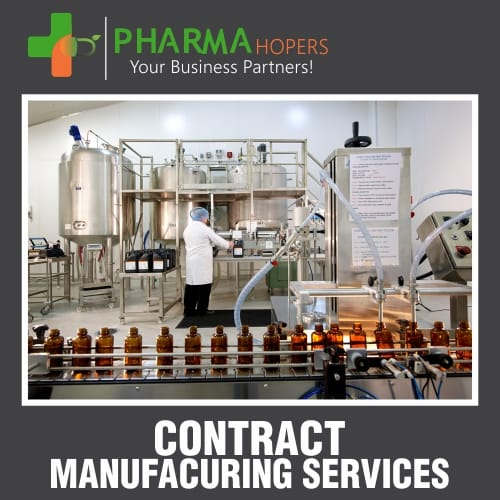 Top contract pharma manufacturing companies in India