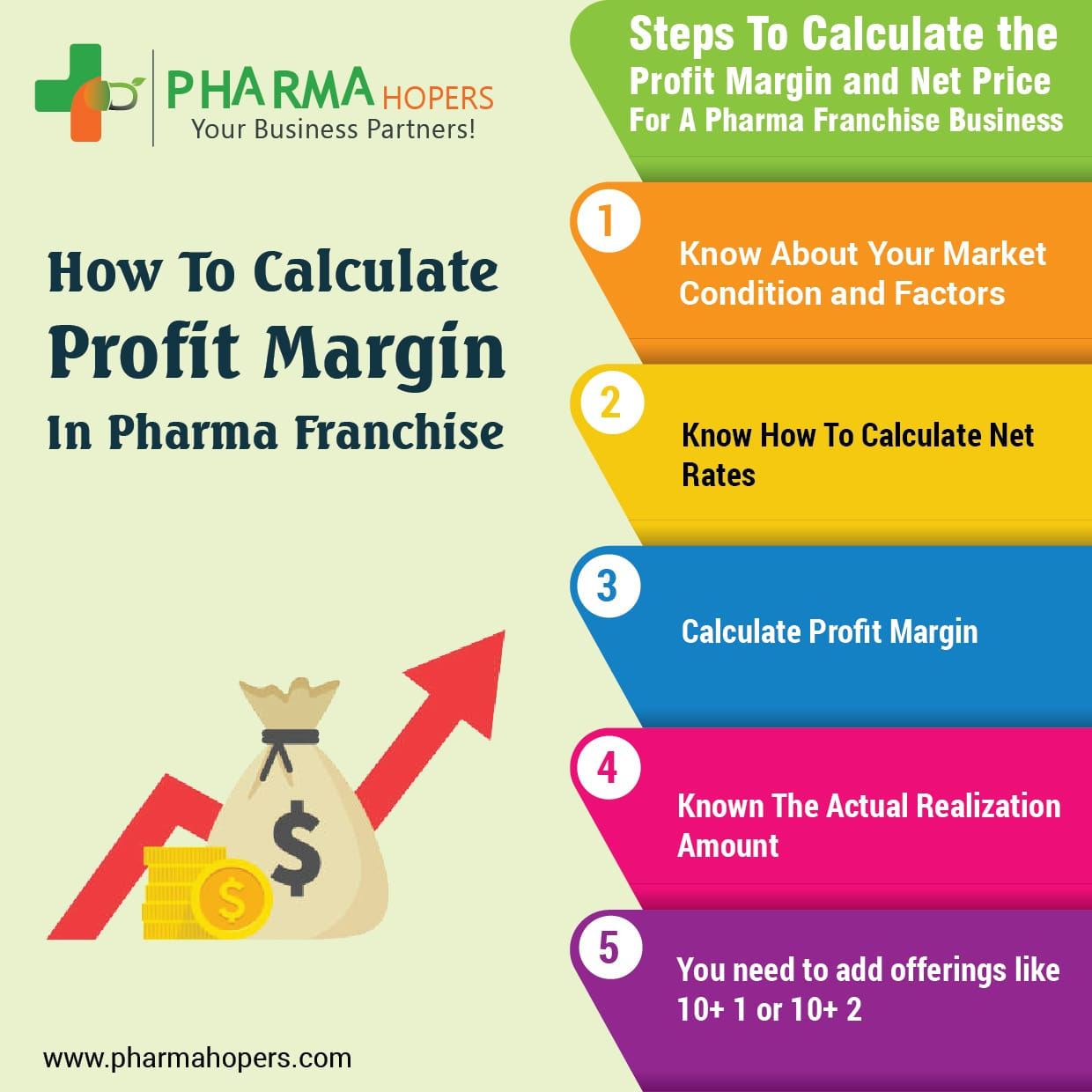 How To Calculate Profit Margin In Pharma Franchise
