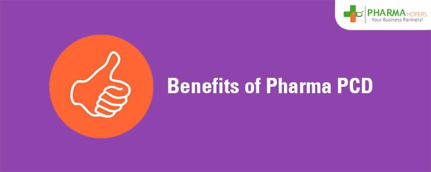 Benefits of Pharma PCD