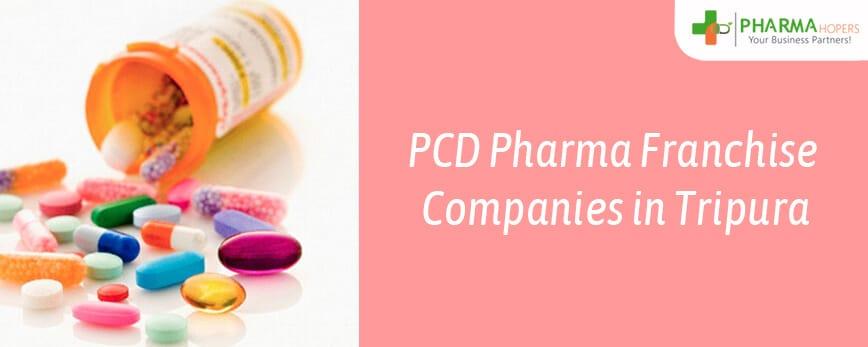 PCD Pharma Franchise Companies in Tripura