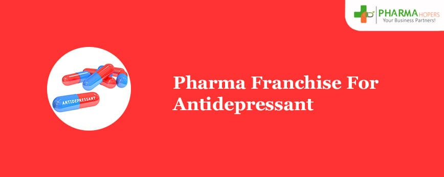 Pharma Franchise For Antidepressant