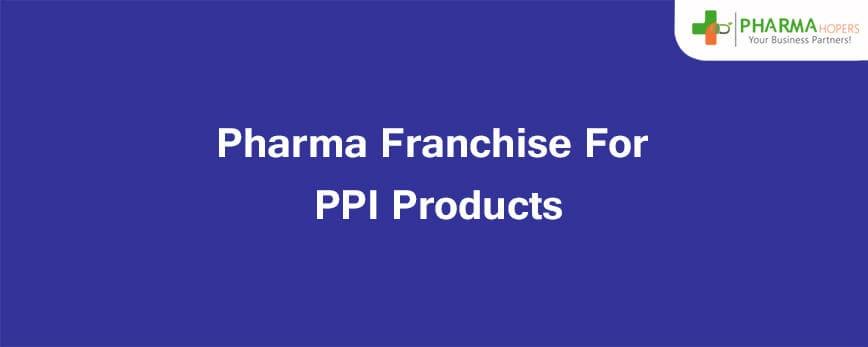Pharma Franchise for PPI Medicines