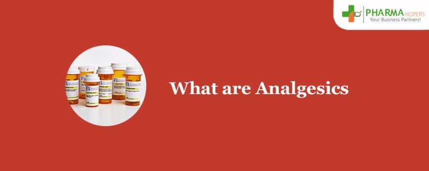 What are Analgesics