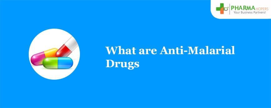 What are Anti-Malarial Drugs